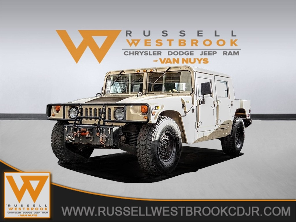 Pre-Owned 1993 Hummer H1 Hard Top