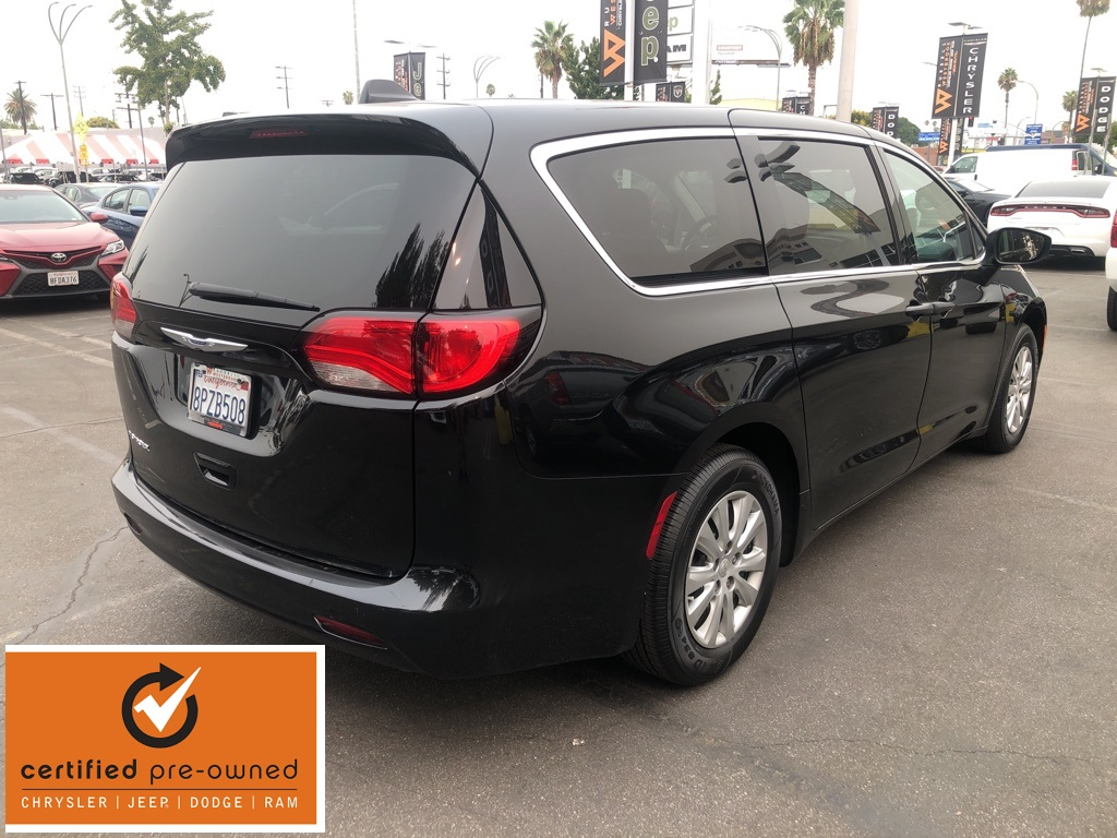 Certified Pre-Owned 2020 Chrysler Voyager L