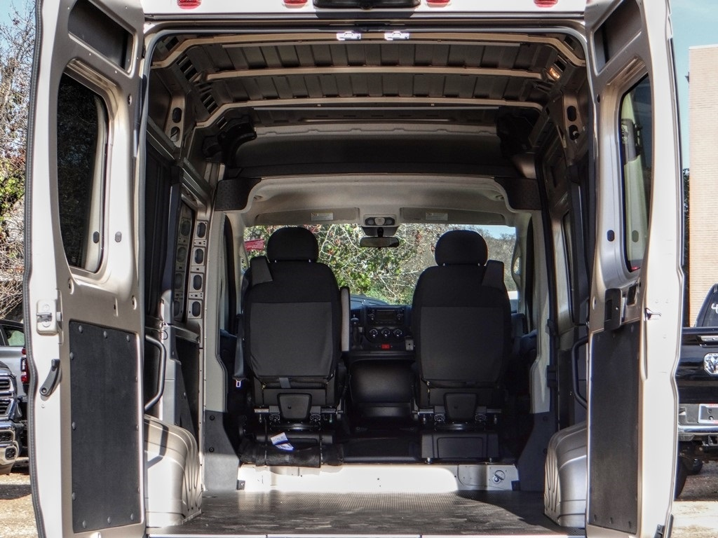 New 2020 RAM ProMaster Base